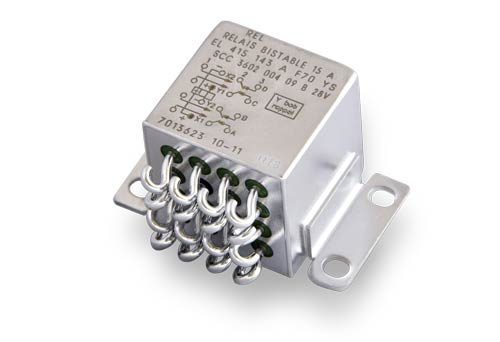 Non latching relay by FIRST (STPI/DRI/REL)